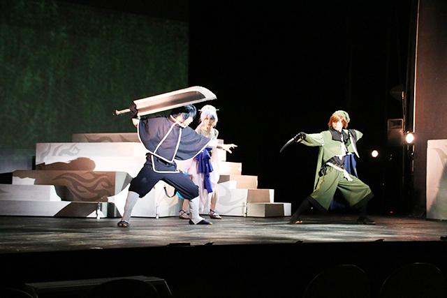 中村優一さん「熱力を見てほしい」〜舞台『BRAVE10』ゲネプロフォトレポート! -2
