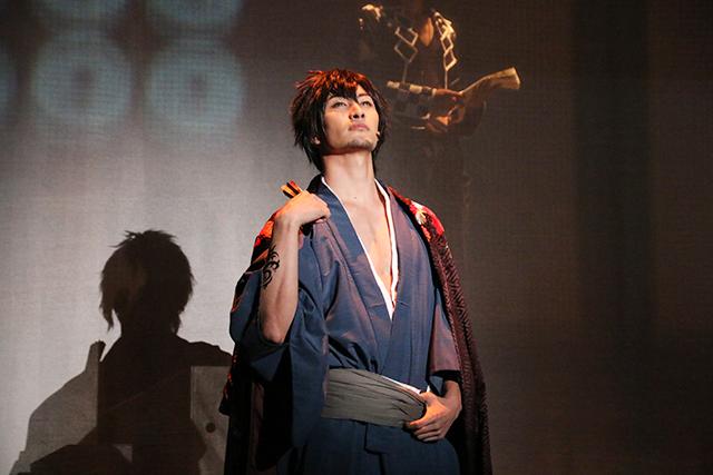 中村優一さん「熱力を見てほしい」〜舞台『BRAVE10』ゲネプロフォトレポート! -3