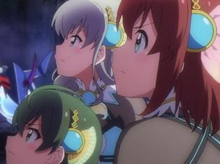 TVアニメ『バトルガール ハイスクール』第1話がいよいよ7月2日(日)放送開始! 先行場面カットを公開!