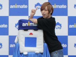 みなさんと楽しく続けていきたいです――蒼井翔太さん、アニメイト30周年イヤーを締めくくる「アニメイト音楽館」スペシャルイベントに登場!感謝をテーマにした即興劇で会場が大爆笑