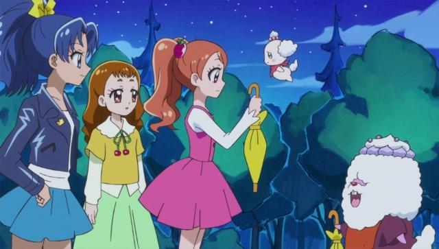 『キラキラ☆プリキュアアラモード』BD第3巻の描き下ろしジャケット公開! DVD第11・12巻のジャケット&初回封入ブロマイド画像も解禁-3