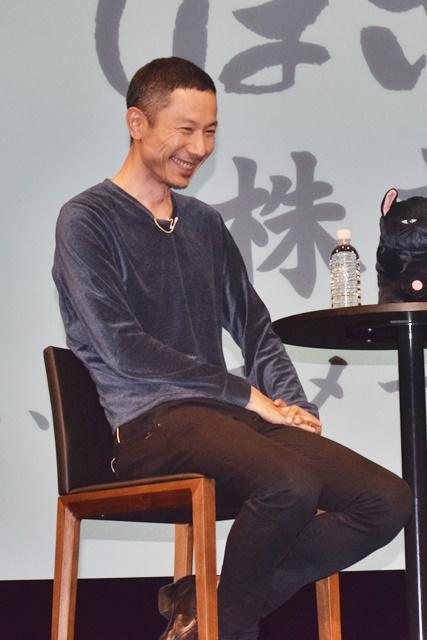 ▲スタジオポノック・西村義明氏
