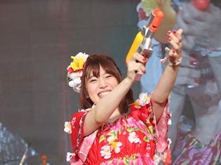 内田真礼さん初の野外ライブは、内田さんとの夏デートがコンセプト! 7月1日に開催した日比谷野外音楽堂での模様を大紹介
