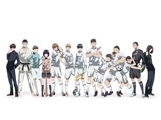 夏アニメ『潔癖男子!青山くん』置鮎龍太郎さん・関智一さんら登壇のSPイベント開催決定! BD&DVDシリーズも発売決定に