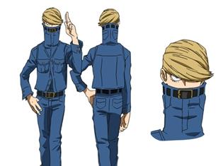『僕のヒーローアカデミア』新キャラ・ベストジーニスト役に緑川光さんが決定! 追加声優&キャラクタービジュアルが解禁