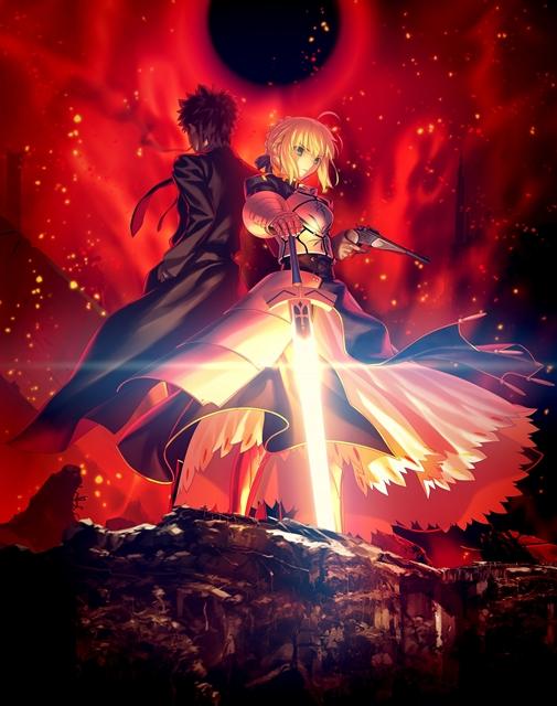「Fate/Zero」BD-Boxより、描き下ろしジャケット公開