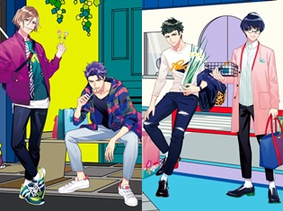 イケメン役者育成ゲーム『A3!』秋組・冬組ミニアルバムがオリコン初登場3位・5位! シリーズすべてトップ5ランクイン!
