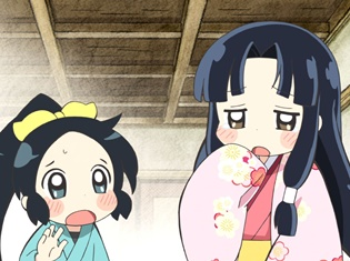 TVアニメ『信長の忍び~伊勢・金ヶ崎篇~』第40話より先行場面カット到着! 信長の朝倉家侵攻に動揺する浅井家がとった行動とは……