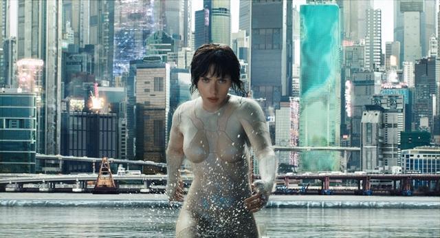 映画『ゴースト・イン・ザ・シェル』日本語吹替版トレーラー初公開