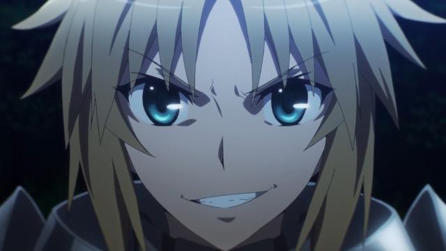 フェイト アポクリファ アニメ