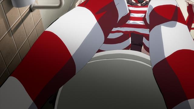 TVアニメ『sin 七つの大罪』欲望回想 第六話:ランジェリーアーマーでゲーム世界を大冒険!!-2
