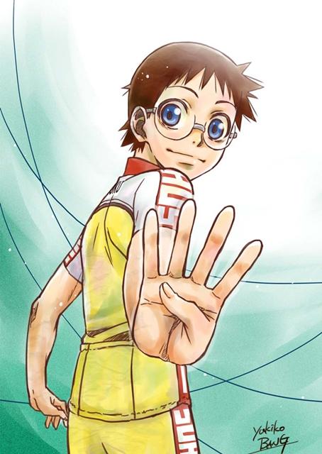 『弱ペダ』TVアニメ第4期放送決定!第3期の総集編映画も公開に