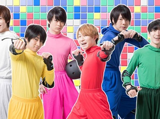 山谷祥生さん、徳武竜也さんら6人の若手声優ユニット『&6allein』によるヌルヌル王決定戦がDVD化! インストアイベントも開催決定!