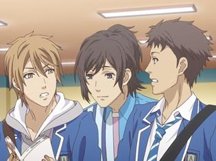 夏アニメ『コンビニカレシ』第2話より先行カット到着! クラス委員長の真珠に避けられるようになった本田は……