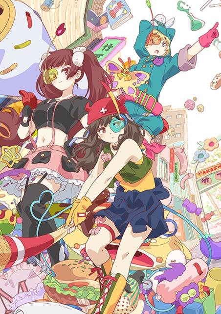 TVアニメ『URAHARA』春奈るなさんら出演声優陣が解禁