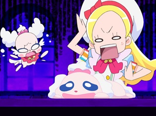 劇場版『キラキラ☆プリキュアアラモード』予告編動画が解禁! 師匠との再会で明らかになる天才パティシエ・シエルの過去とは……!?
