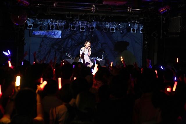 """今日も圧勝します!――MICHIさんがアニメ『つぐもも』EDテーマ「I4U」配信記念トークライブで謎の男・ハイレゾマンと""""戦う""""!?-5"""