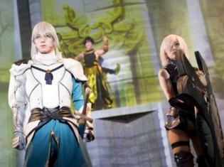 『Fate/Grand Order THE STAGE -神聖円卓領域キャメロット-』で描かれる、隻腕の騎士が携えた果たすべき使命の物語!
