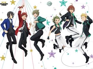 TVアニメ『アイドルマスター SideM』10月より放送決定!DRAMATIC STARSとJupiterのユニットビジュアル&アニメPVが公開に