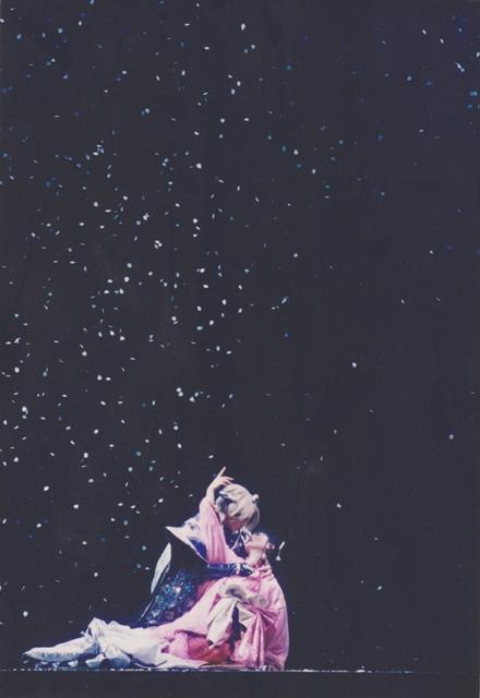 ▲サクラ大戦歌謡ショウ最高傑作との呼び声も高い、<br />五周年記念公演「海神別荘」(2001年8月10日~18日)