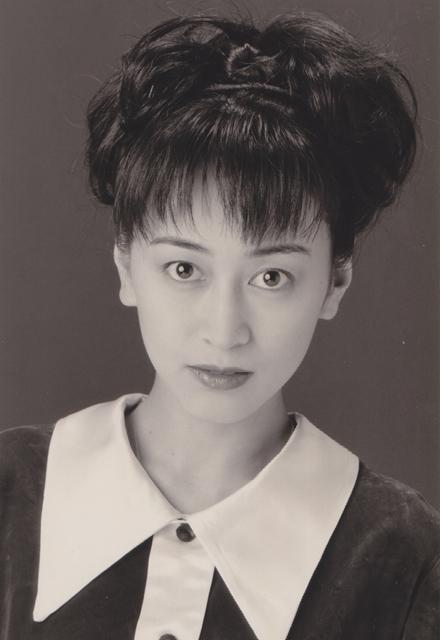 ▲横山智佐さん秘蔵・20歳頃の宣材写真