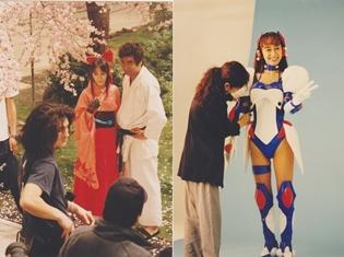 元祖2.5次元声優・横山智佐さんがデビュー30周年! コラボライブ「チーフォニアス」を前に、想い出話に花を咲かせる記念インタビュー!