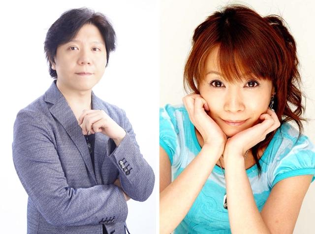 『杉山紀彰のここだけのはなし』第4回のゲストは竹内順子さん!