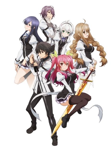 アニメ『落第騎士の英雄譚』Blu-ray BOXが発売決定!