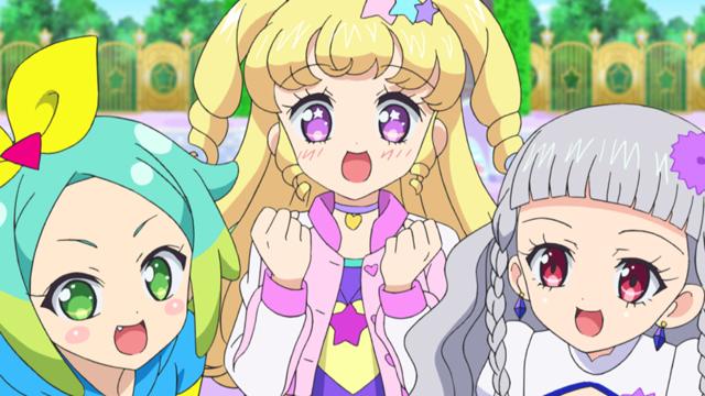 アイドルタイムプリパラ アイドル借り物バトルっす!
