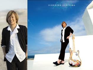 影山ヒロノブさんがデビュー40周年! 記念のオリジナルアルバム『A.O.R』発売を前に、LAZYからJAMまで40年間の音楽人生を語り明かす!