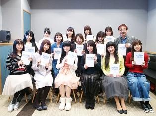 いよいよ公開の映画『魔法少女リリカルなのは Reflection』より、田村ゆかりさんら出演声優のコメントと集合写真が到着!