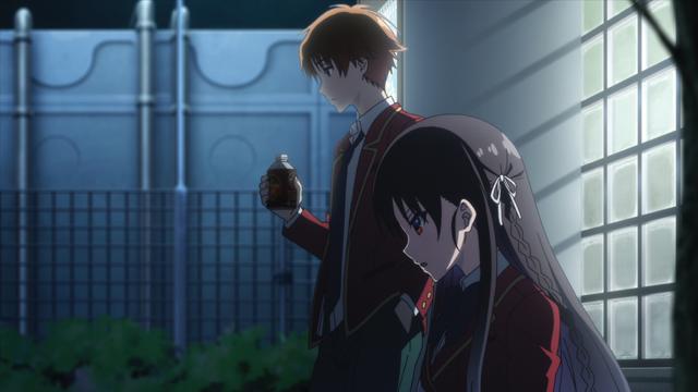 TVアニメ『よう実』2話で感じた自身演じる綾小路と堀北の共通点