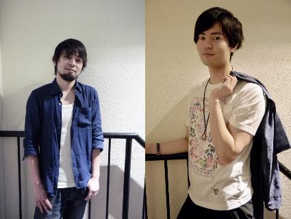 『あんスタ!』樋柴智康さんと、駒田航さんのインタビューが到着