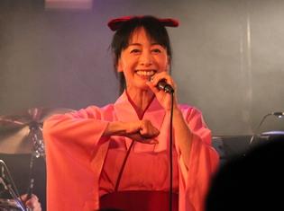 横山智佐×eufoniusのツーマンライブ「チーフォニアス」で伝説の真宮寺さくら衣装が登場! ラストはコラボで「リフレクティア」披露!
