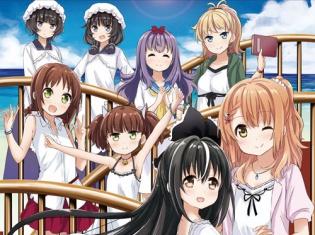 4コマコミック作品『しすたー・いん・らう!』のドラマCDが8月30日に発売決定。洲崎綾さん、本渡楓さんらが演じる姉と妹の同居生活!