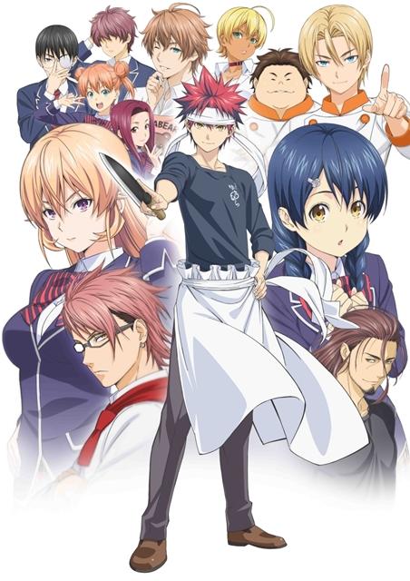 『ジョジョの奇妙な冒険』『食戟のソーマ』『監獄学園』など大人気TVアニメシリーズ10タイトルのBlu-ray BOXが発売決定-6