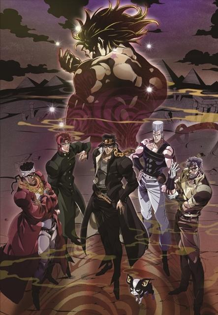『ジョジョの奇妙な冒険』『食戟のソーマ』『監獄学園』など大人気TVアニメシリーズ10タイトルのBlu-ray BOXが発売決定-10