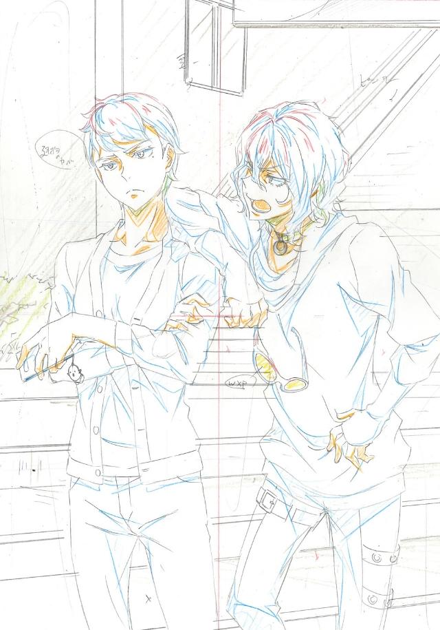 TVアニメ『DIVE!!』Blu-rayBOXの発売情報が解禁!