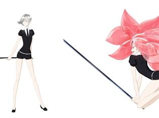 TVアニメ『宝石の国』のキャラクタービジュアル第3弾が公開! ビジュアルカードが配布される、アニメイトキャンペーンも好評継続中