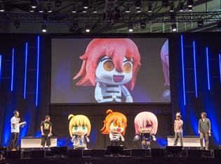 FGO Fes.2017「クリエイターズトーク」ステージで塩川洋介氏ら3名が開発秘話を明かす!さらに新たな水着サーヴァントも発表!!