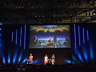 『Fate/EXTRA Last Encore』FGO Fes. 2017ステージに丹下桜さん、大久保瑠美さん登壇!主題歌ライブに加え、最新情報が発表に