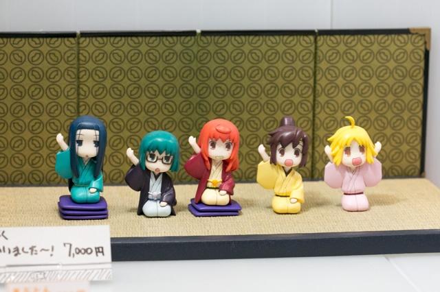 『Fate/Grand Order』や『刀剣乱舞』、『アイドルマスター シンデレラガールズ』など、ディーラーブースの人気作品フィギュアまとめ【ワンフェス2017夏】-13