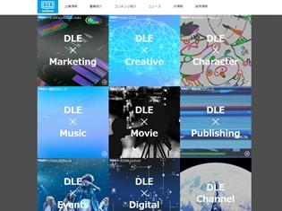 東映・東映アニメーション音楽出版・DLE の3社によるオリジナル企画の開発・プロデュース専門の合弁会社「コヨーテ株式会社」が設立
