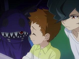 TVアニメ『デジモンユニバース アプリモンスターズ』第44話の先行場面カット到着! リヴァイアサンの恐ろしい企てを阻止する鍵は……ブートモン!?