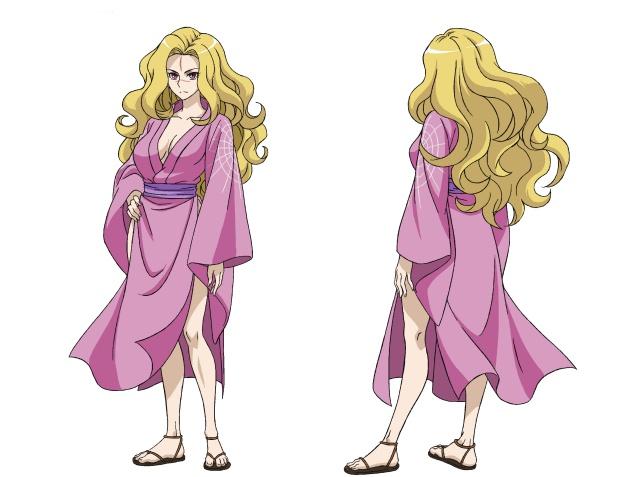 『縁結びの妖狐ちゃん』新キャラビジュアル&追加声優発表