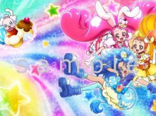 TVアニメ『キラキラ☆プリキュアアラモード』Blu-ray vol.1のジャケットイラストが到着! イベント抽選応募券などの特典も明らかに