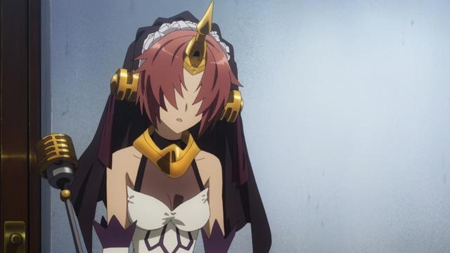 TVアニメ『Fate/Apocrypha』第6話「叛逆の騎士」より先行場面カット到着!シギショアラの街へ拠点を移した獅子劫と赤のセイバーのもとに魔術協会から一報が入り……の画像-7
