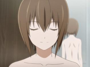 『サクラダリセット』第19話の先行場面カット&あらすじを紹介! 予告通りケイの前に現れた相麻菫は、今まで秘密にしてきた様々な謎を語りはじめる。