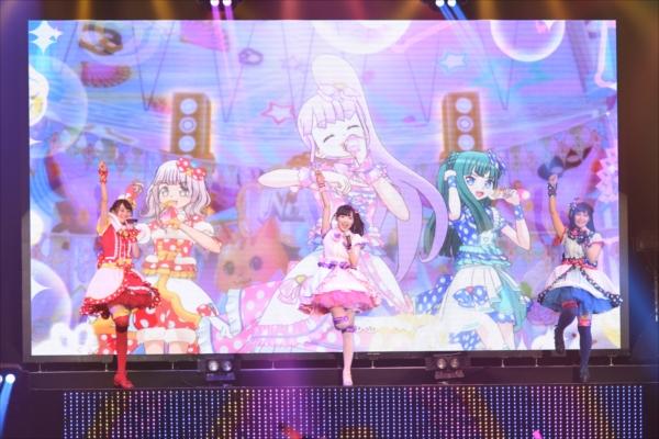 茜屋日海夏さん・芹澤優さんら出演の「アイドルタイムプリパラ サマ―ライブツアー2017」に、4200人が熱狂! ウィンターライブも開催決定の画像-8