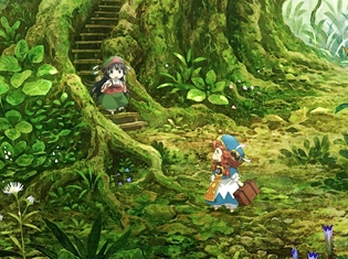 ハルタ連載『ハクメイとミコチ』がTVアニメ化決定! アニメ制作はLerche、美術は草薙が担当